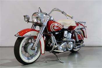 1960 Harley-Davidson FL Duo Glide