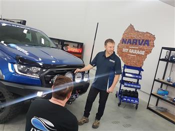 'NARVA Garage' videos spark DIY learning during lockdown