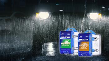 A reminder from Narva to check your headlights as we go into winter