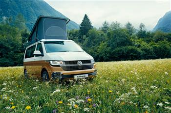 2020 Volkswagen California Beach Limited Edition