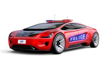 Australian police car offers unique benefits