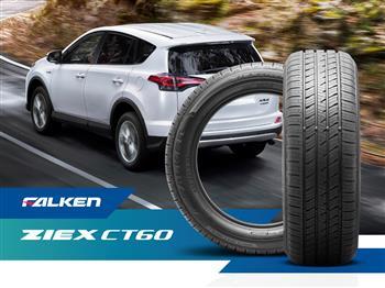 Falken Tyres Ziex CT60 SUV Tyre