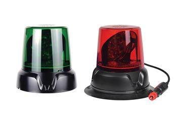 Narva Aeromax L.E.D Rotating Beacon range grows with new lens colour options