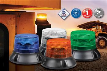 Narva grows 'Geomax' Heavy Duty L.E.D Strobe Beacon range