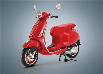 2020 Vespa Primavera (Red) 125 & 150cc