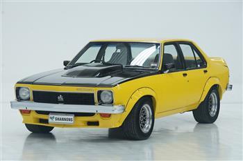 1977 Holden LX Torana A9X sedan