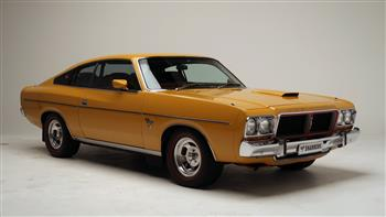 1977 Chrysler CL Charger 770 265 coupe