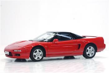 1991 Honda NSX Coupe