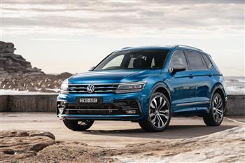 2020 Volkswagen Tiguan Allspace 140TDI