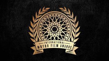 The International Motor Film Awards logo