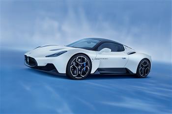Bridgestone develops bespoke Potenza tyres for Maserati's return to supercars: the MC20