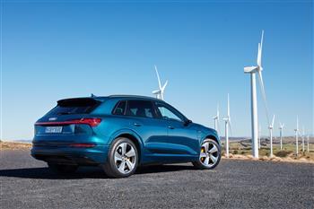 2020 Audi e-tron 55 SUV