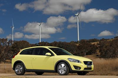 Volvo C30 DRIVe