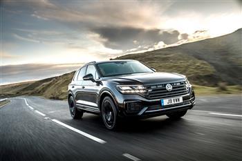 2021 Volkswagen Touareg Wolfsburg