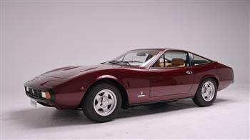 1971 Ferrari 365 GTC/4 Coupe