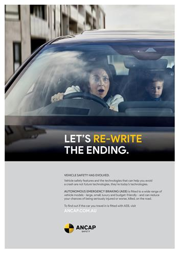 Let's Re-Write The Ending ANCAP SAFETY TVC Campaign