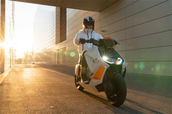 BMW Concept Definition CE 04