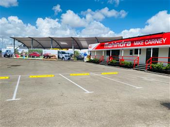 Mahindra's Newest Dealer Mike Carney Mahindra Townsville