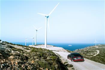 Audi e-tron GT enters series production