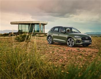 2021 Audi Q5 40 TDI