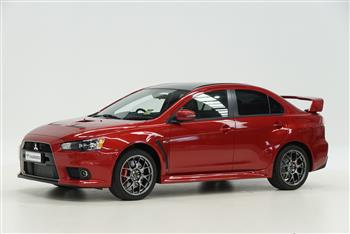 2015 Mitsubishi EVO X 'Final Edition' sedan
