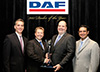 CJD Tasmania takes DAF Dealer of the Year crown to the Apple Isle