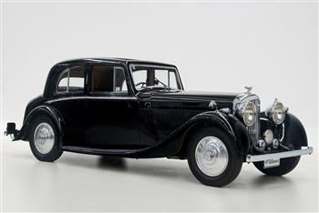 1936 Bentley 4¼ Litre 'Barker' Saloon