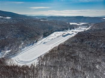 Sumitomo Rubber Opens Massive Indoor Ice Testing Facility