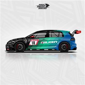 Max Kruse Racing Partners with Falken