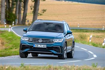 2021 Volkswagen Tiguan update