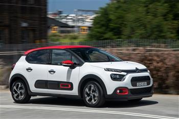 2021 Citroen C3 Hatch