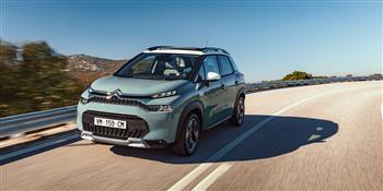 Global Reveal: New Citroën C3 Aircross