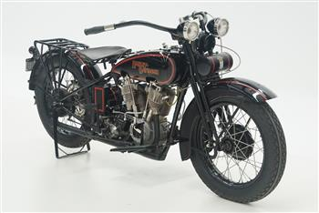 1929 Harley-Davidson J-Model 1000cc V-Twin