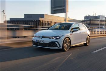 2021 Volkswagen Golf GTI Mark 8