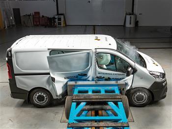 Mitsubishi Express fails to meet safety expectation