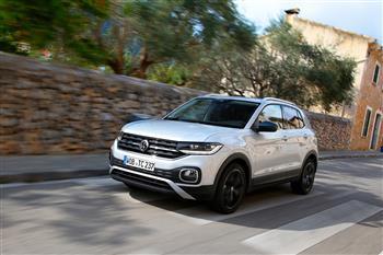 2021 Volkswagen T-Cross CityLife
