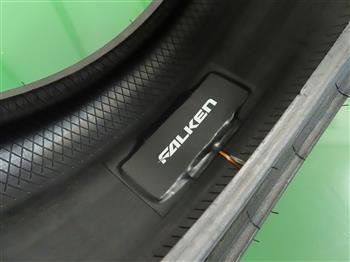 Falken Generates Electricity in Tyres