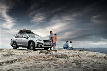 Subaru Emotions In Motion In New Campaign