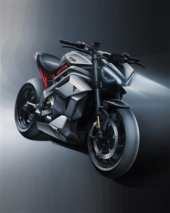 Project Triumph TE-1 - Creating UK Electric Motorcycle Capability