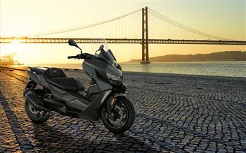 2021 BMW C 400