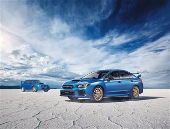 WRX STI EJ25 Final Edition