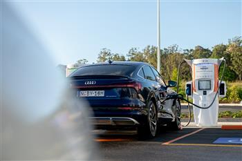 Audi Australia premieres 'Electric Eye', a road trip into the future of sustainable travel