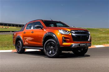 Isuzu D-MAX X-TERRAIN Wins 2021 Drive Car Of The Year – Dual Cab Ute Award