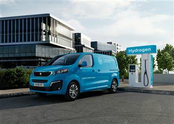 Global Reveal: Peugeot e-Expert Hydrogen