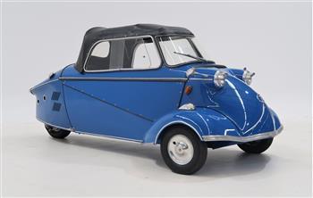 1957 Messerschmitt KR200 three-seater micro car