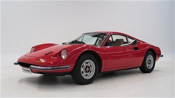 1971 Ferrari Dino 246 GT coupe