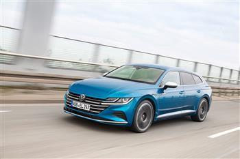 The new 2021 Volkswagen Arteon Shooting Brake Elegance