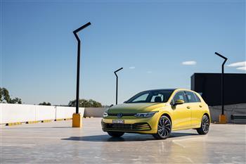2021 Volkswagen Mark 8 Golf Life