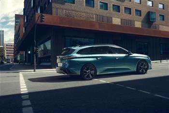 Global Reveal: Peugeot Unveils The 308 SW