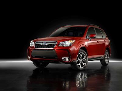 Fourth Generation Forester To Debut In Japan